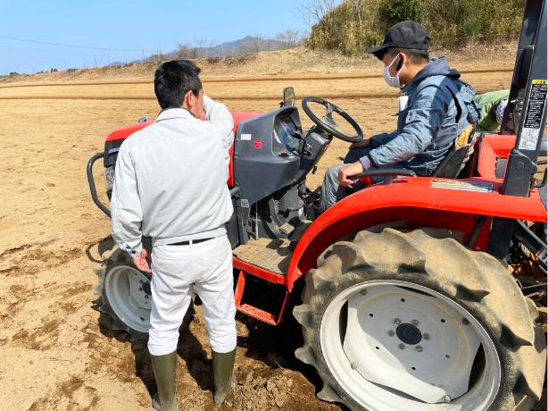 農業パーソナルトレーナー
