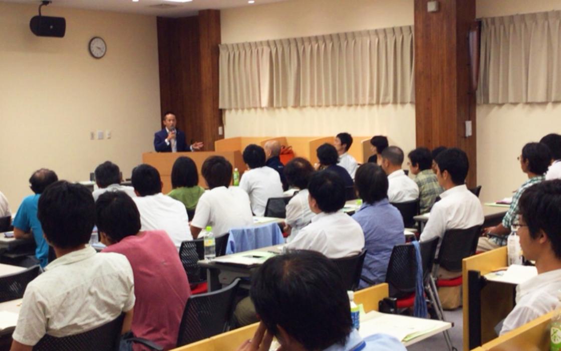 農業講演、農業セミナーの講師を探している方山下弘幸が講師を行います。