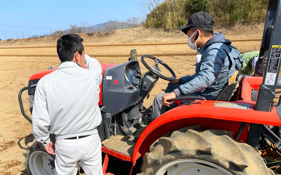 農業ビジネスに参入しアドバイスが欲しい方山下弘幸がサポートいたします。